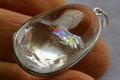 超透明!幸運のレインボー水晶【最高品質・超透明・光沢・レインボー・激レア】