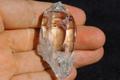 神聖マスタークリスタル!超透明インドマニハール産水晶【最高品質・超透明・超光沢・レインボー・超激レア】