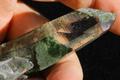 マスタークリスタル!ガネーシュヒマールクローライト水晶【最高品質・超透明・超光沢・レインボー・超激レア】