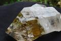 超激レア!極上最高級インドマニハール産ゴールドルチル水晶【最高品質・超と透明・超光沢・レインボー・超激レア】