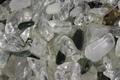 激レア!最高品質ガネーシュヒマール産水晶さざれクローライト入り250g