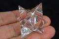 極上!超透明ガネーシュヒマール水晶マカバ4【最高品質・超透明・超光沢・激レア】