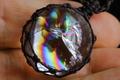 最高品質!レインボー水晶ペンダント83【最高品質・超透明・光沢・レインボー・激レア】