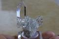 極上コレクターピース!超透明インドマニハール産水晶【最高品質・超透明・超光沢・レインボー・超激レア】