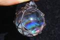 【8月セール品35%オフ!】最高品質!レインボー水晶ペンダント3【最高品質・超透明・光沢・レインボー・激レア】
