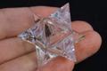 極上!超透明ガネーシュヒマール水晶マカバ3【最高品質・超透明・超光沢・激レア】