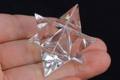 極上!超透明ガネーシュヒマール水晶マカバ2【最高品質・超透明・超光沢・激レア】