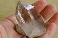 極上!超透明インド産ヒマラヤ水晶【最高品質・超透明・超光沢・レインボー・超激レア】