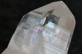 レインボークリスタル!高波動!高千穂産水晶C【高波動・最高品質・透明・光沢・レインボー・レコードキーパー・超激レア】