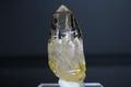 極上キラキラ!超透明ガネーシュヒマール・ゴールデンヒーラー34mm【最高品質・超透明・超光沢・レインボー・超激レア】