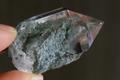 極上!超透明インドマニハール産クローライト水晶【最高品質・超透明・超光沢・激レア】