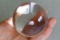 超激レア!最高品質ガネーシュヒマール水晶65.5mm丸玉【最高品質・透明・光沢・超激レア】