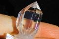 極上超透明!最高品質インドマニハール産水晶20【最高品質・超透明・超光沢・激レア】
