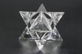 極上品質44mm!ガネーシュヒマール水晶マカバ【最高品質・超透明・超光沢・レインボー・超激レア】