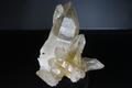 極上マスタークリスタル!高波動ウラル産レムリアン水晶クラスター【最高品質・高波動・透明・光沢・レインボー・レコードキーパー・超激レア】