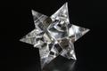 極上品質!ガネーシュヒマール水晶マカバ(ダブルマカバ)B【最高品質・超透明・超光沢・超激レア】