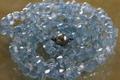 超透明!宝石質アクアマリンネックレス【最高品質・超透明・光沢・激レア】