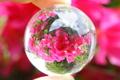極上!完全透明!最高品質マニカラン水晶43mm丸玉【最高品質・超透明・超光沢・超激レア】