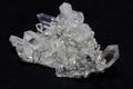 極上!超透明インドマニハール産水晶クラスター【最高品質・超透明・超光沢・激レア】