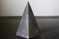 浄化・電磁波対策用!シュンガイトハイピラミッド7【高品質・光沢・激レア】