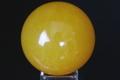 極上秘蔵品!最高品質オレンジカルサイト49mm丸玉【最高品質・光沢・激レア】