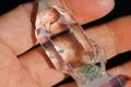 極上超透明!最高品質インドマニハール産水晶21【最高品質・超透明・超光沢・激レア】