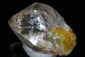 レコードキーパー多数&セルフヒールド&DT!超透明ガネーシュヒマール産ゴールデンヒーラー27.7g【最高品質・超透明・超光沢・レインボー・レコードキーパー・DT・超激レア】