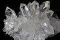 極上マスタークリスタル!エクストラハイグレード!超透明インドマニハール産水晶クラスター910g【最高品質・超透明・超光沢・レインボー・超激レア】