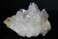 浄化に最適!高品質インドマニハール産水晶クラスター531g【高品質・透明・光沢・激レア】