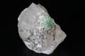 超激レア!エメラルド付き!超高波動ロシア産フェナカイト原石【最高品質・透明・光沢・レインボー・超激レア】