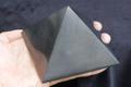 浄化・電磁波対策用!シュンガイトピラミッド特大100*100mm【高品質・光沢・激レア】
