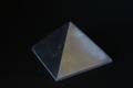浄化・電磁波対策用!シュンガイトピラミッド小40*40MM【高品質・光沢・激レア】
