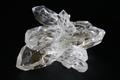 極上!エクストラハイグレード!超透明インドマニハール産水晶クラスター52.2g【最高品質・超透明・超光沢・超激レア】