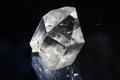 超透明!インドマニハール産水晶【最高品質・透明・光沢・激レア】