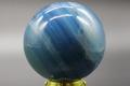 極上ブルー!最高品質レムリア・アクアティンカルサイト73mm丸玉【最高品質・透明・光沢・激レア】