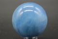 爽やかブルー!高品質マダガスカル産アクアマリン40mm丸玉【高品質・光沢・透明・超激レア】