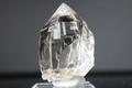 極上!超透明ガネーシュヒマールカテドラル水晶【最高品質・超透明・超光沢・レコードキーパー・レインボー・超激レア】