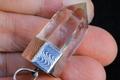 極上最高!超透明ガネーシュヒマール水晶ペンダント1【最高品質・超透明・超光沢・超激レア】