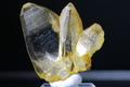 極上!最高品質ガネーシュヒマール産ゴールデンヒーラー23.4g【最高品質・透明・光沢・超激レア】
