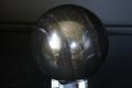 激レア!ロシア産ブラックパイライト63mm丸玉【最高品質・光沢・激レア】