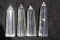 最強浄化!極上超透明12面カットヒマラヤ水晶4本セット64【最高品質・超透明・超光沢・超激レア】
