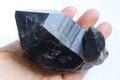 激レア!ナミビア産モリオン原石【高品質・光沢・レインボー・激レア】