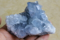 極上!高品質セレスタイト原石【高品質・透明・光沢・レインボー・激レア】