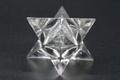 極上品質32mm!ガネーシュヒマール水晶マカバ【最高品質・超透明・超光沢・レインボー・超激レア】