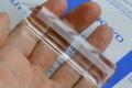 最強浄化!極上超透明12面カットヒマラヤ水晶1本【最高品質・超透明・光沢・激レア】