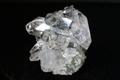 極上キラキラ!超透明インドマニハール産水晶クラスター49.1g【最高品質・超透明・超光沢・超激レア】