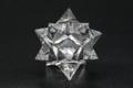極上品質25mm!ガネーシュヒマール水晶マカバ(ダブルマカバ)【最高品質・超透明・超光沢・超激レア】