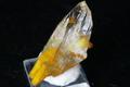 極上ゴールドコーティング!レコードキーパー入り!超透明ガネーシュヒマール産ゴールデンヒーラー22.0g【最高品質・超透明・超光沢・レインボー・レコードキーパー・超激レア】