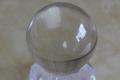 超激レア!最高品質ガネーシュヒマール水晶丸玉【最高品質・透明・光沢・超激レア】