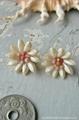 Rice Shell Flower Pierce No,9